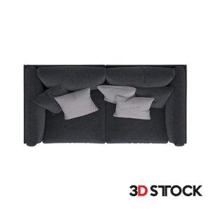 2d Sofa 4