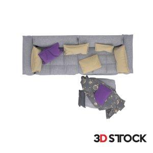 2d Sofa 6