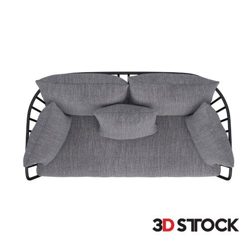 2d Sofa 3